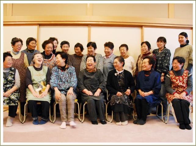 婦人会の活動
